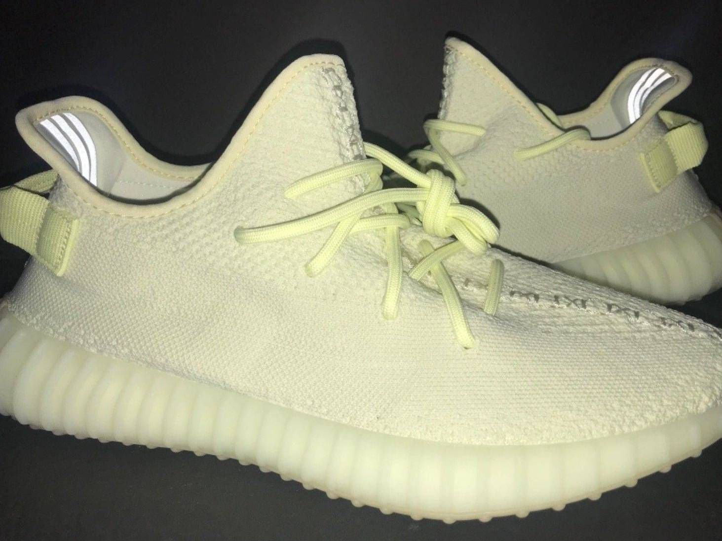 premium selection e06dc aab2d NEW DS Adidas Yeezy Boost 350 V2 Butter F36980 Kanye