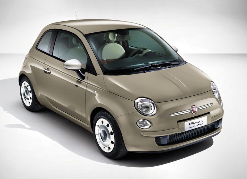 Mocha Latte Fiat 500 My Car With Images Fiat 500 Colours