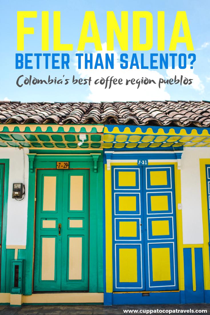 Should You Visit Salento Or Filandia Colombia 2020 Filandia Travel Guide Salento South America Travel Trip To Colombia