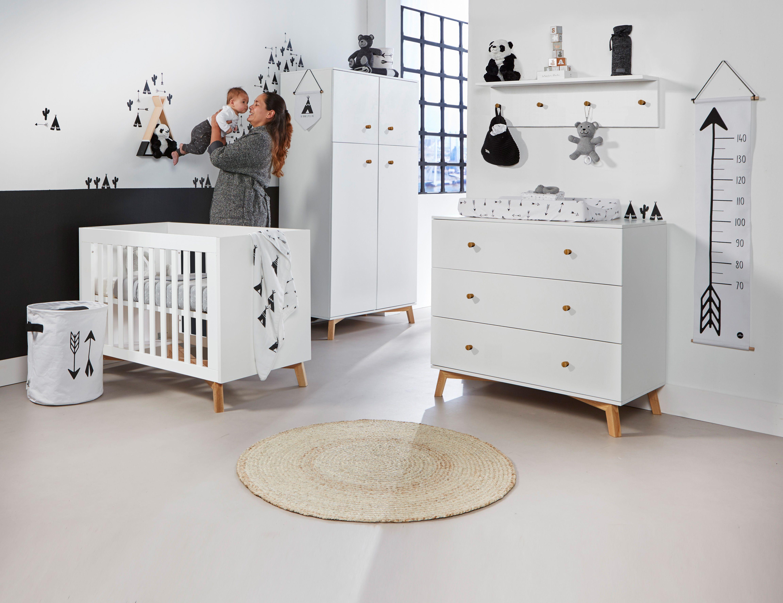 Schommelstoel Babykamer Marktplaats : Babykamer fjord van het merk twf babykamers ons assortiment