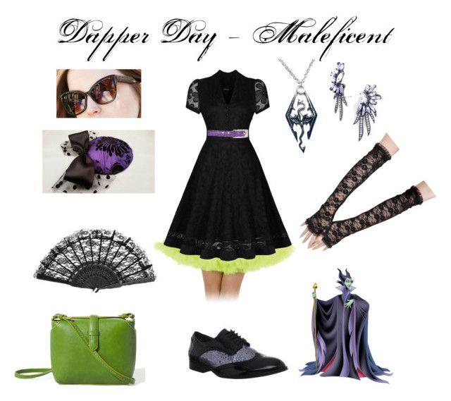 Dapper Day Maleficent Psychobilly Rockabilly Punk