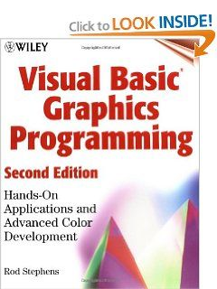 Visual Basic(r) Graphics Programming: Hands-On Applications and