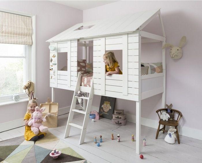 Lit Design Cabane Chambre Enfant Par Restoration Hardware Lit