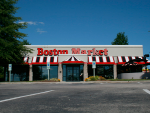 Boston Market restaurant in USA Fast Food Restaurant