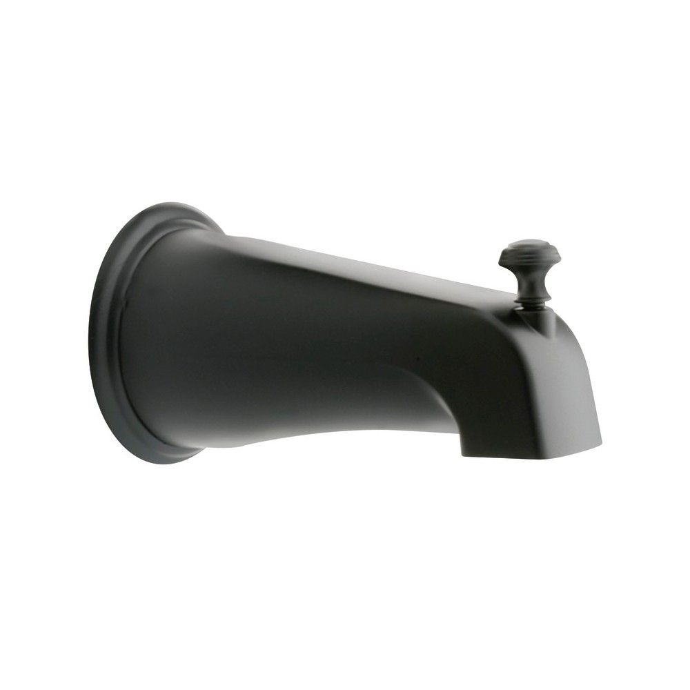 Modern Stylish Wall Mount Waterfall Bathtub Faucet With Hand Shower In Matte Black Solid Brass Wall Faucet Bathtub Faucet Wall Mount Tub Faucet