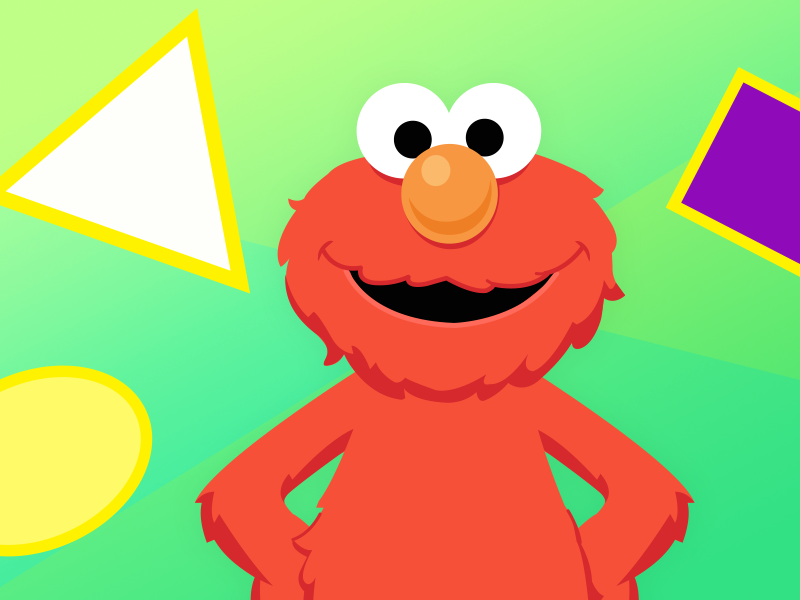 Tap into fun at your fingertips with Sesame Street apps