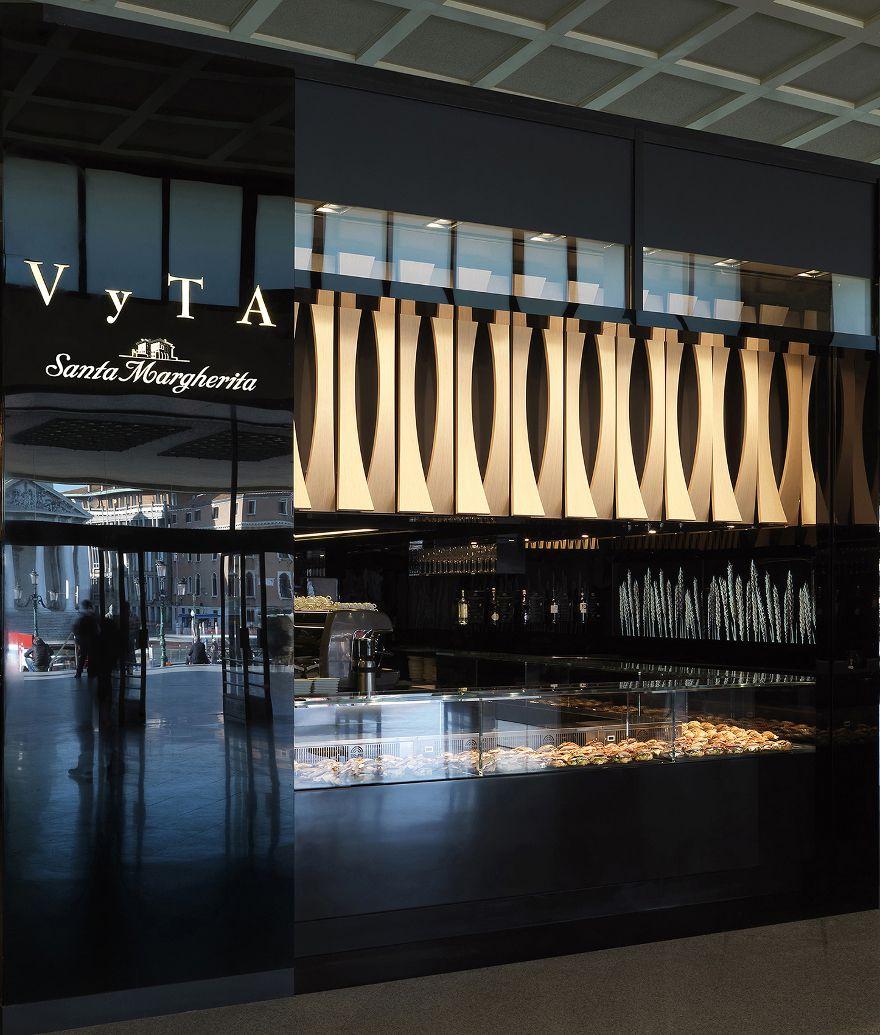 VYTA Venice Shop Front. Santa LuciaRestaurant Bar DesignCafe ...