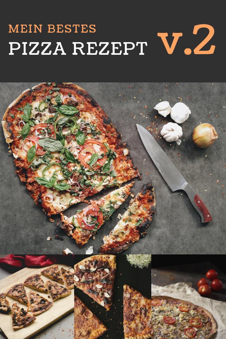 Die perfekte Pizza selber machen So geht's! in 2020