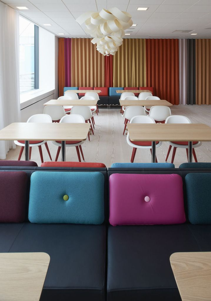 office tour vinge s modern and colorful law firm pinterest