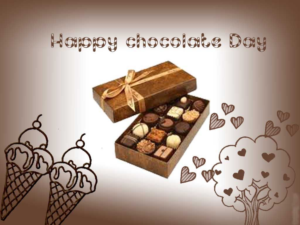 Contact Support Happy Chocolate Day Happy Chocolate Day Images Happy Valentines Day Card Happy chocolate day friends in hindi