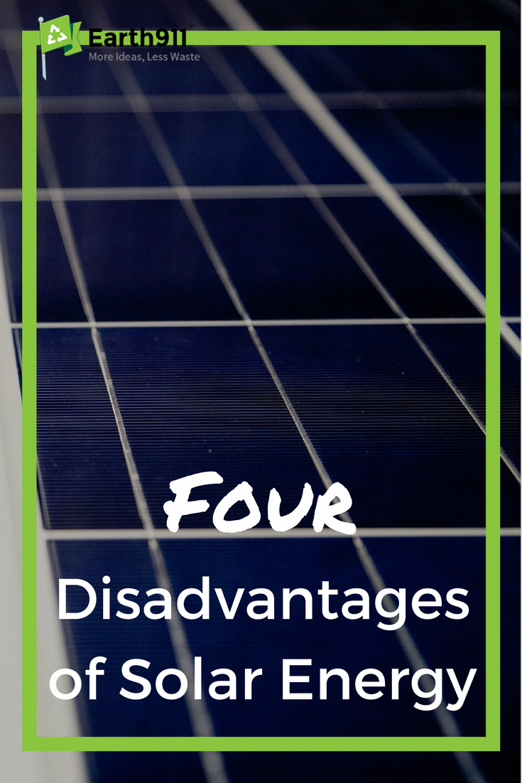Thinking About Installing Solar Panels On Your Roof Consider These 4 Disadvantages Of Solar Panels So Solar Energy Panels Solar Energy For Home Solar Panels