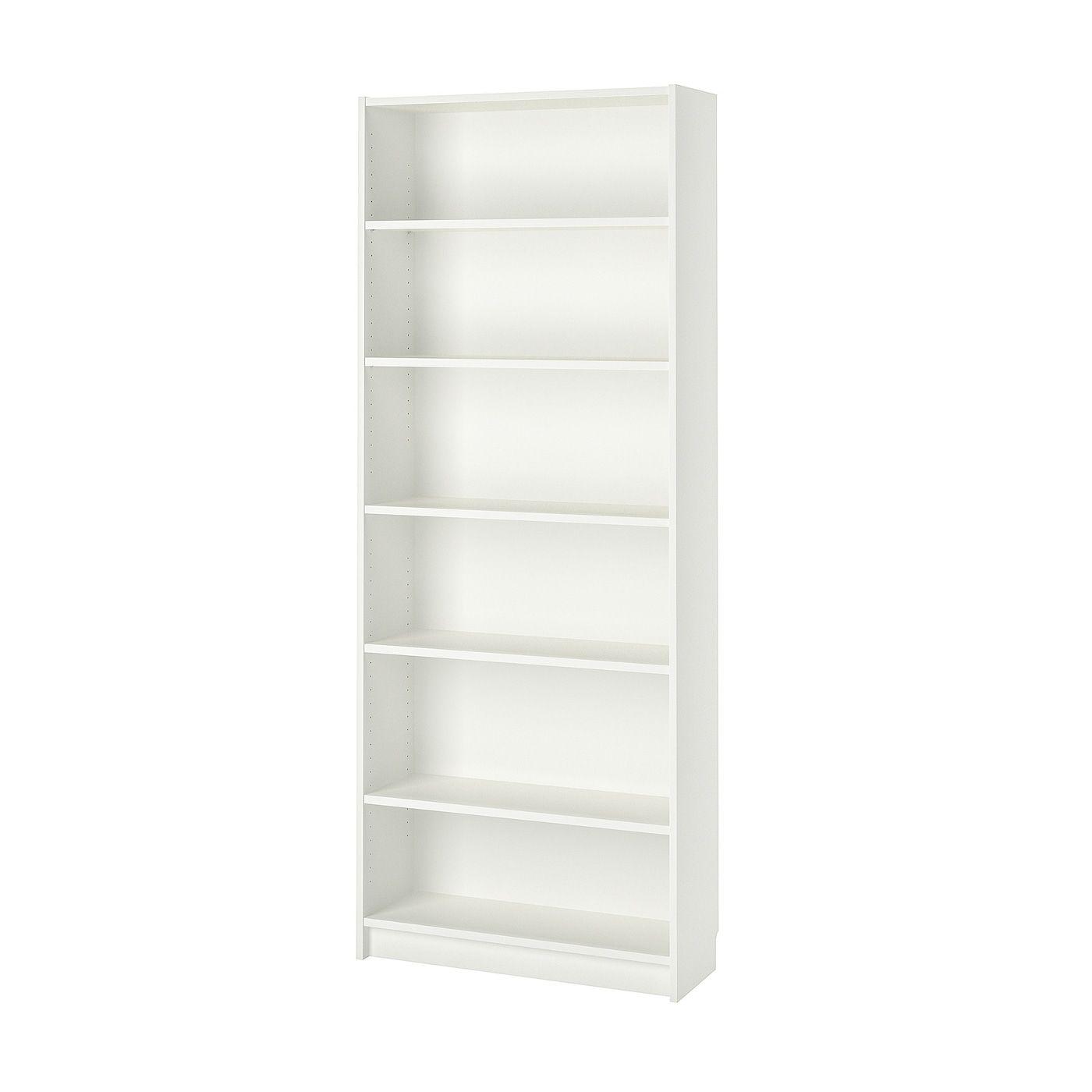 Billy Bookcase White 31 1 2x11x79 1 2 Ikea Billy Ikea Bookcase Ikea Billy Bookcase