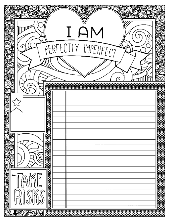 Amazon Com The Grateful Coloring Journal A Guided Writing Prompt Notebook Coloring Book Doodle Waves 9 Coloring Journal Love Coloring Pages Coloring Books