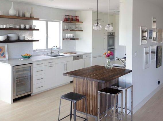 decorar cocina y comedor juntos | Creativo | Pinterest | Comedores ...