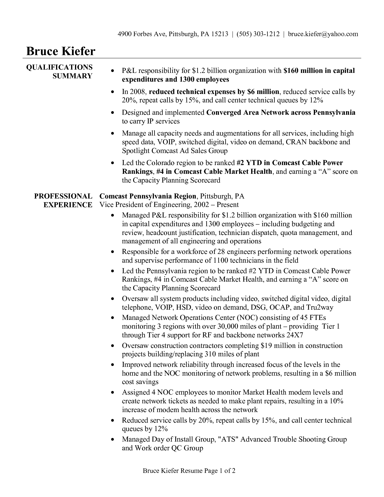 Sales Engineer Sample Resume Cover Letter Example Engineering