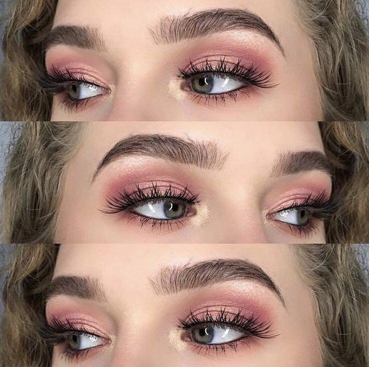 Photo of Smokey Rose Gold Eye Makeup – #eye #GOLD #makeup #Rose #smokey #eyemakeup