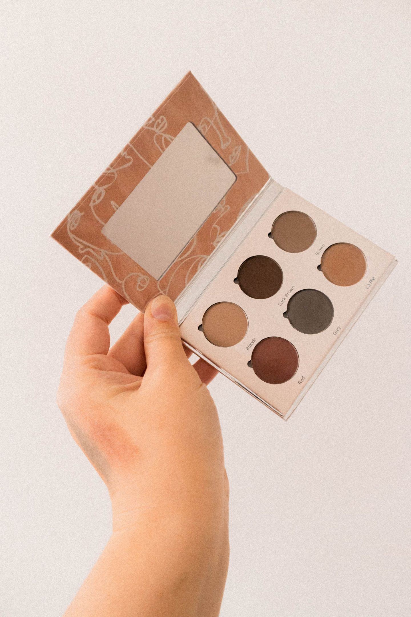 Creating My Perfect Eyeshadow Palette. Madi Williams