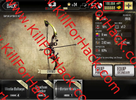 Deer Hunter 2016 Hack Cheats for iOS Android Devices