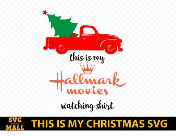 Hallmark Christmas Shirt Svg.Pin On Products