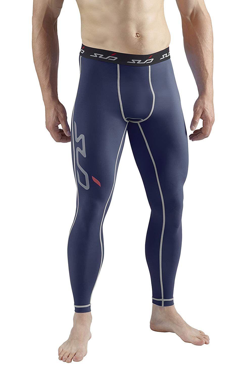Base Layer Tights All Season SUB Sports DUAL Mens Compression Leggings // Pants