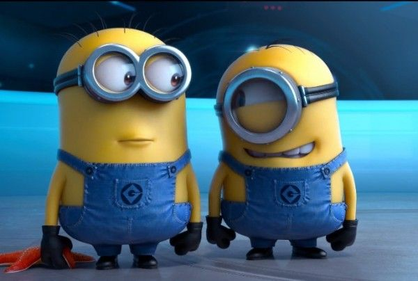 Despicable Me 2 Trailer 2 Entertainment Minion Gif