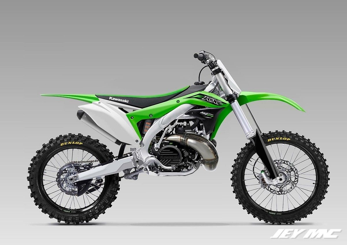 Kawasaki 2 Stroke 2019 Prices From Kx350 2 Stroke W Fi Is This
