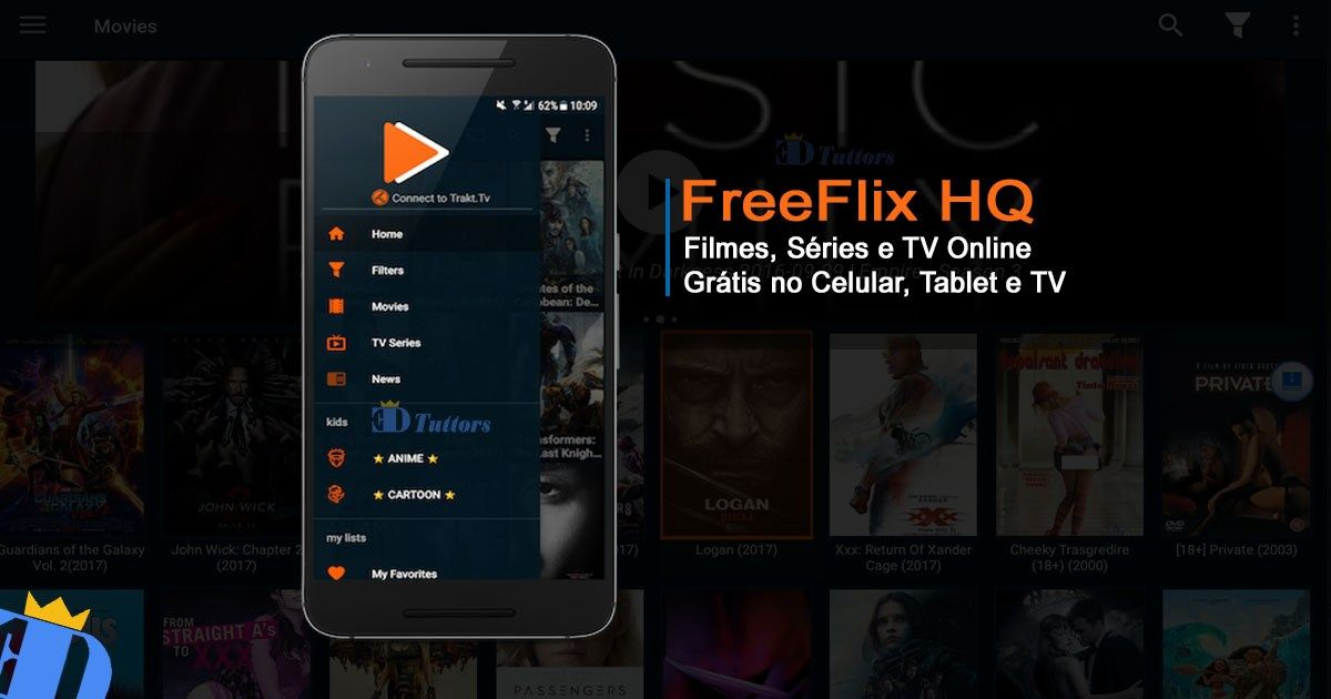 Freeflix Hq Pro V1 9 0 Apk Assista Filmes Séries E Tv Filmes