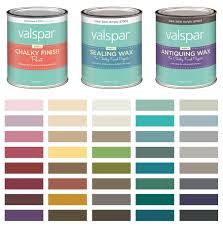 chalk paint colors lowes Valspar Chalky Finish Paints from Lowes. | Chalk Paint in 2018  chalk paint colors lowes