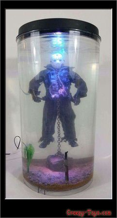 Creepy Toys Com Creepy Toys Creepy Toys Horror Decor Jason Voorhees