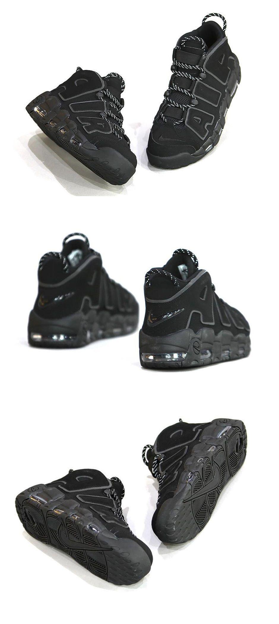 Nike Air More Uptempo: Black