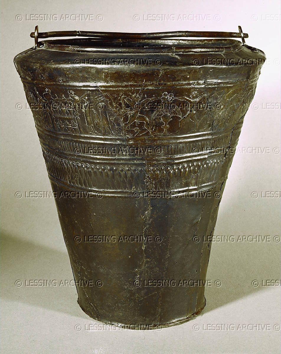 HALLSTATT CULTURE SITULA 5TH BCE The Kuffarn Situla from Lower Austria.  Situlae are bronze vessels from the early Iron Age, usual… | Iron age,  Hallstatt, Bronze