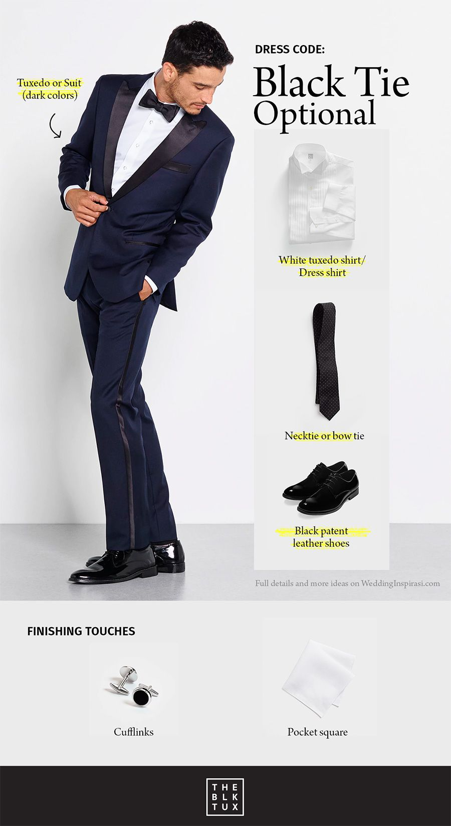 Decoding dress codes get smart with the black tux black tux