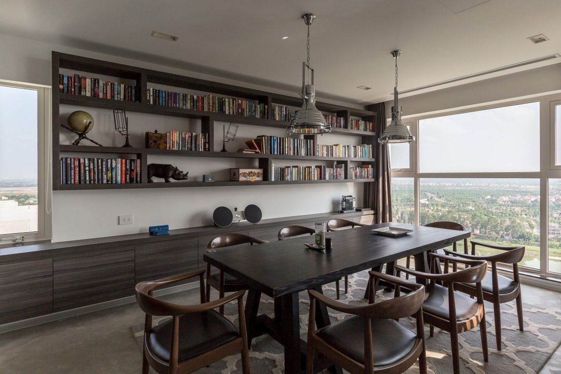 Penthouse Ecopark by ihouse (9)
