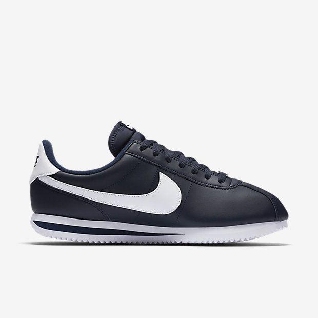 Nike Cortez Basic Leather Men's Shoe