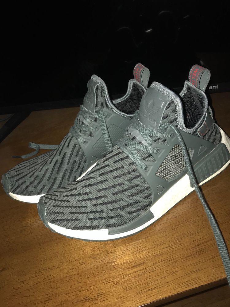 bb116c79bf3b32 Womens Adidas NMD XR1 Utility Ivy (Dark Green)  fashion  clothing  shoes   accessories  womensshoes  athleticshoes  ad (ebay link)