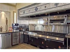 professional kitchen at home - Google Search