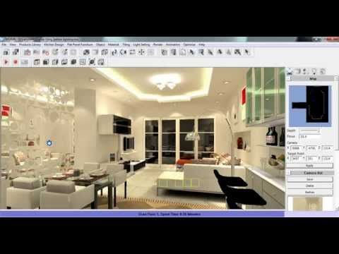 Living Room Design Software Brilliant Best Interior Design Software  Youtube  Interior Design 2018