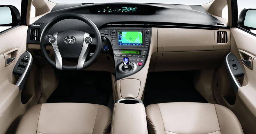 Toyota prius interior   Car   Pinterest   Toyota prius, Toyota and Cars