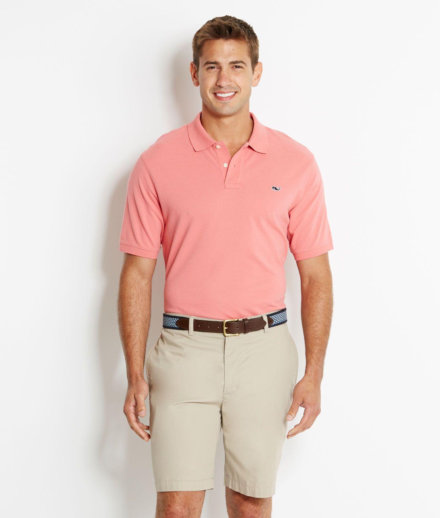 Men's Polo Shirts: Classic Polo Shirts for Men – Vineyard Vines ...