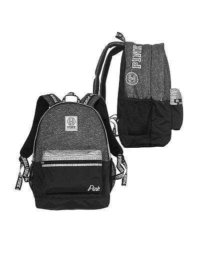 Campus Backpack - PINK - Victoria s Secret. Campus Backpack PINK Pink  Backpacks ... ff6d2f1e1c502