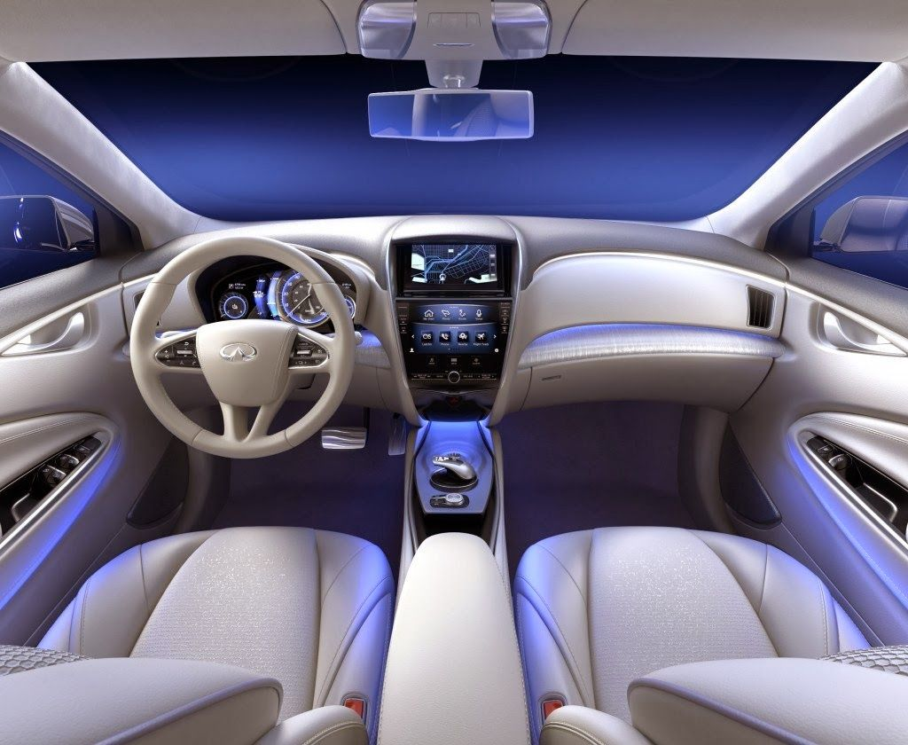 Infinity Sport Cars 2015 2015 Infiniti Q60 Interior 2015