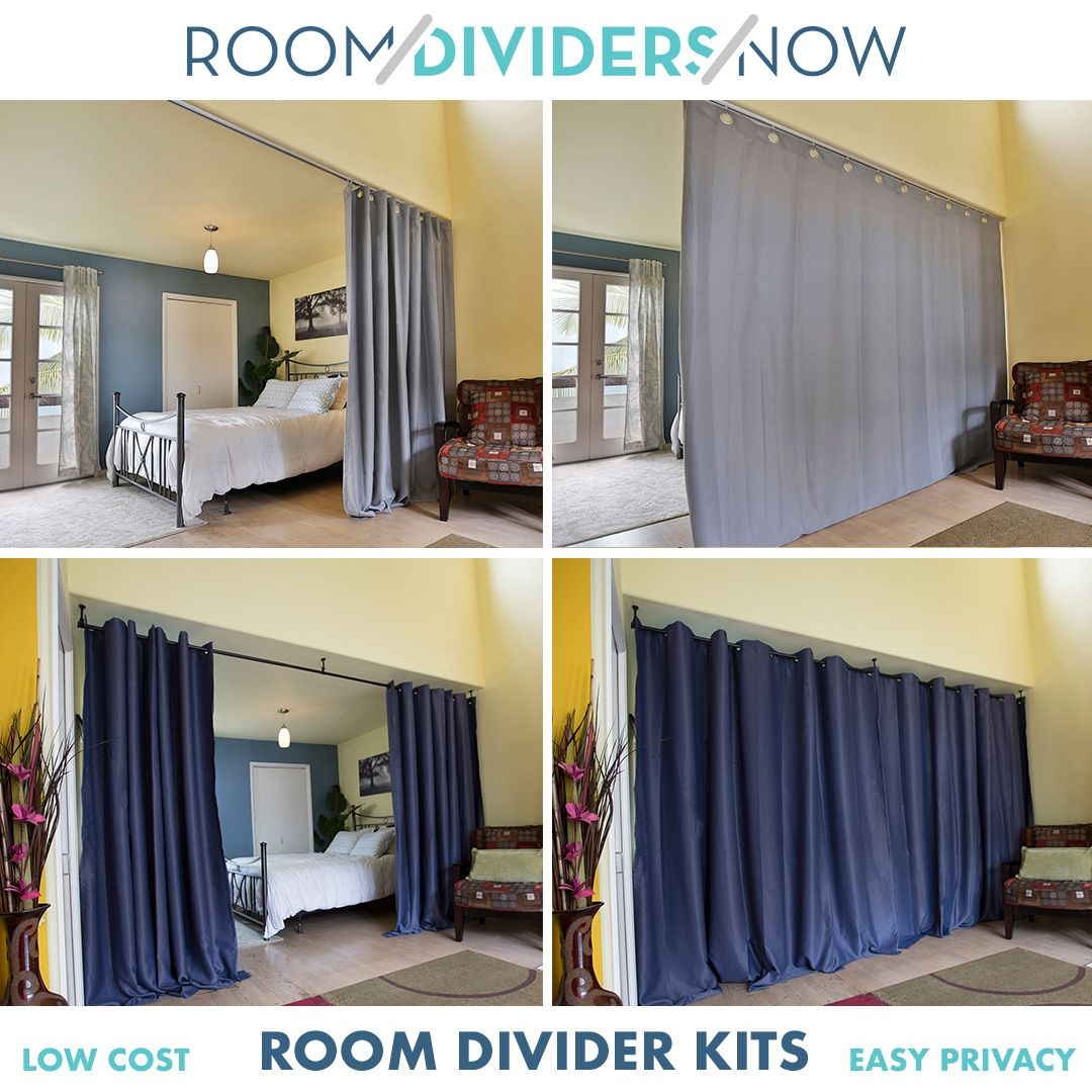 Privacy Curtain For Bedroom Add Privacy And Eliminate Shared Bedroom Issues By Adding Floor To