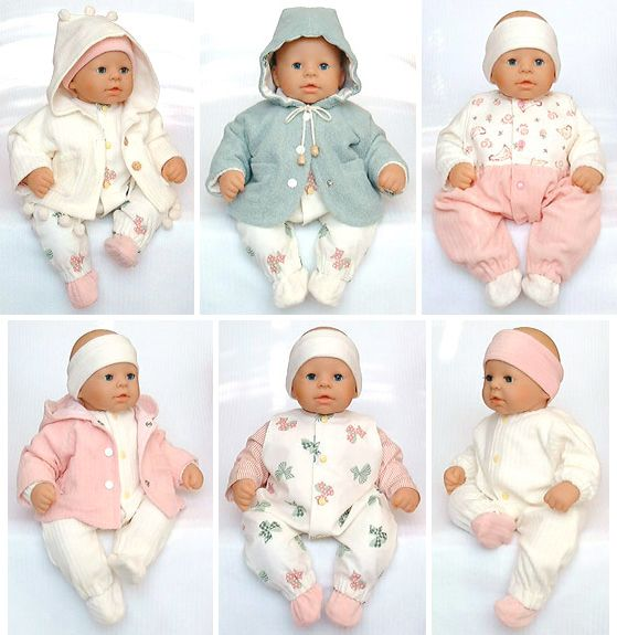 46cm-48cm Dolls | Doll. Accessories | Pinterest