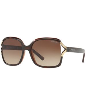 Sunglass Hut Collection Sunglasses, HU2002 58 - Brown