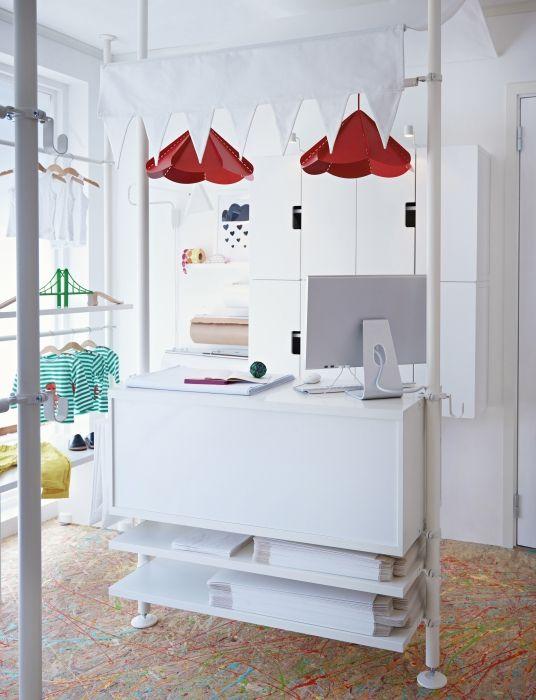 Ikea business nel tuo negozio di abbigliamento per bambini for Stolmen cassettiera