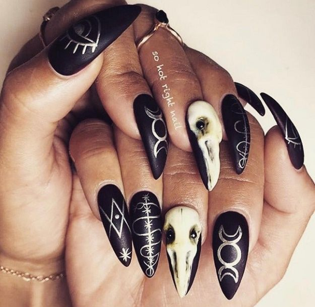 16 Celebrity Nails Designs That Will Inspire You To Amp Your Nail Game - 16 Celebrity Nails Designs That Will Inspire You To Amp Your Nail