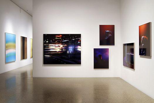 Blick in die Ausstellung CHINA8. Works in Progress