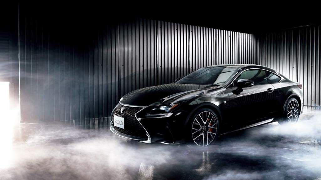 The 2016 Lexus RC 200t Is The Cheapest Lexus Coupe So We