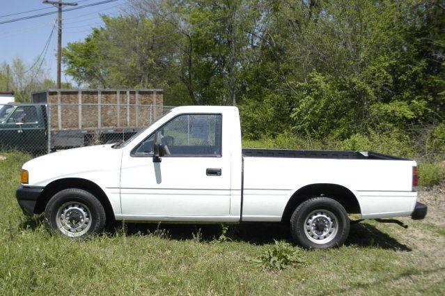 Isuzu Pickup Truck