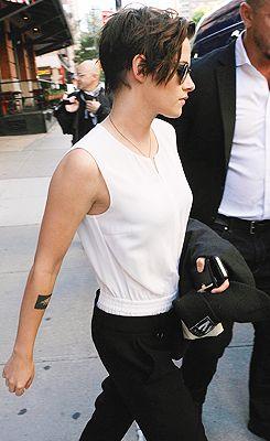 Kristen Stewart Nyc Hair Pinterest Kristen Stewart Kristen